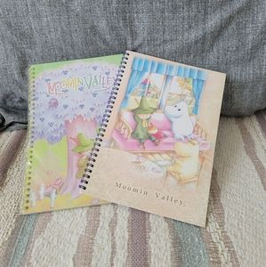 Moomin Valley Notebooks